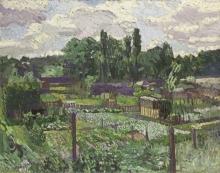 Max Beckmann, Orti | Schrebergärten | Kitchen gardens