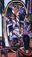 Max Beckmann, Re Saul | König Saul | King Saul