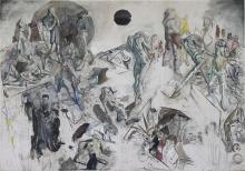 Max Beckmann, Risurrezione   Auferstehung