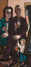 Max Beckmann, Ritratto della famiglia Lütjens | Portret van de familie Lütjens