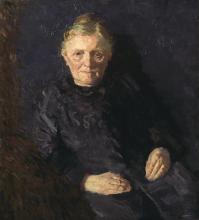 Max Beckmann, Ritratto della madre | Bildnis der Mutter