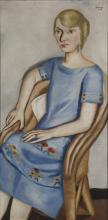 Max Beckmann, Ritratto di Irma Simon | Bildnis Irma Simon | Portrait of Irma Simon