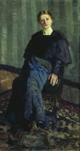 Max Beckmann, Ritratto di Minna Tube | Bildnis Minna Tube