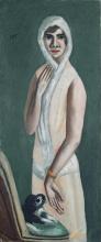 Max Beckmann, Ritratto di Quappi Beckman | Bildnis Quappi Beckmann