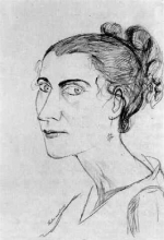 Max Beckmann, Ritratto di donna | Frauenporträt [1920]