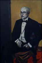Max Beckmann, Ritratto di un argentino | Bildnis eines Argentiniers