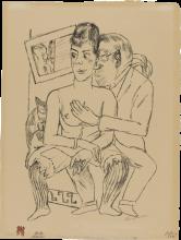 Max Beckmann, Sordomuti | Taubstumme