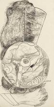 Max Beckmann, Specchio | Spiegel | Mirror