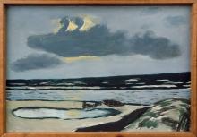 Max Beckmann, Spiaggia   Meeresstrand