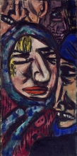 Max Beckmann, The Bowery
