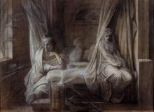 François Léon Benouville, Il matrimonio di Tobia | Le mariage de Tobie