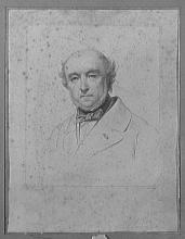 François Léon Benouville, Ritratto di Picot | Portrait de Picot