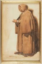Jean Achille Benouville (attribuito a), Monaco