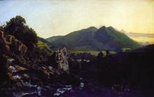 Jean Achille Benouville, Paesaggio | Paysage | Landscape