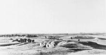 Jean Achille Benouville, Paesaggio della campagna romana   Paysage de la campagne romaine   Landschaft in der Campagne