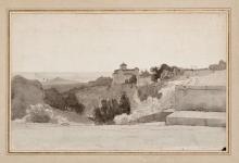 Jean Achille Benouville, Veduta italiana | Vue d'Italie