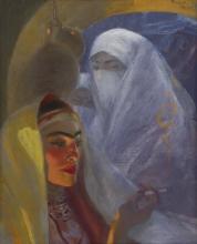 Albert Besnard, Donne di Algeri | Femmes d'Alger