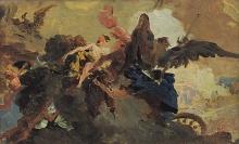 Mosè Bianchi, Allegoria della guerra
