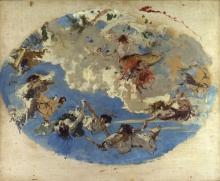Bianchi Mosè, Allegoria   Allegory