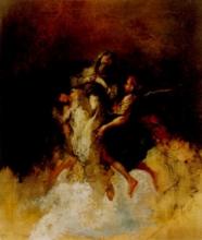 Mosè Bianchi, Ascensione di Maria