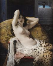 Mosè Bianchi, Cleopatra