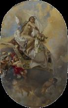 Mosè Bianchi, Flora