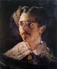 Mosè Bianchi, Il conte Egidio