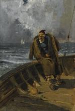 Bianchi, Lupo di mare | The sea dog | Il nocchiero | The helmsman