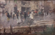 Mosé Bianchi, Bianchi, Ricordo di Venezia