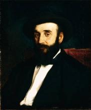 Mosè Bianchi, Ritratto di Andrea Appiani