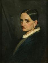 Mosè Bianchi, Ritratto di Giacinta Galimberti