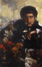 Mosè Bianchi, Ritratto