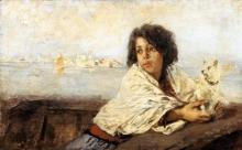 Mosè Bianchi, Verso Chioggia