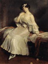 Jacques-Émile Blanche, Ritratto della scrittrice Colette | Portrait de la romancière Colette
