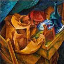 Umberto Boccioni, Il bevitore