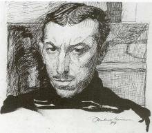 Umberto Boccioni, Autoritratto [1907]