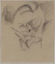 Umberto Boccioni, Ritratto di Carrà