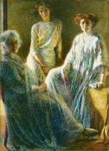Umberto Boccioni, Tre donne