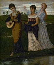 Boecklin, La primavera | Fruhlig (Frühlingslieder) | Le printemps (Chansons du printemps) | Spring (Songs of spring)