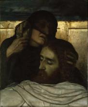 Boecklin, Pietà