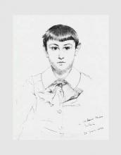 Boldini (attribuito a), Ritratto di ragazzino.png