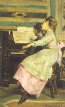 Giovanni Boldini, Al pianoforte
