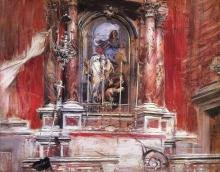 Boldini, Altare della chiesa dei Gesuati a Venezia.jpg