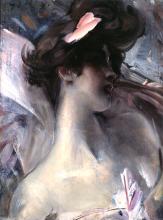 Boldini, Busto di giovane donna su fondo rosa.png