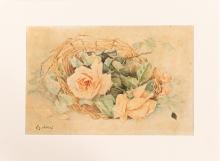 Giovanni Boldini, Cestino di rose   Panier de roses