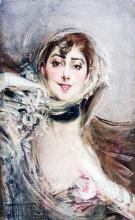 Giovanni Boldini, Donna coi guanti