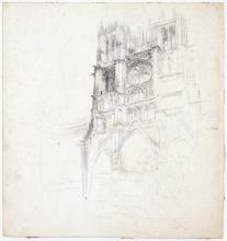 Boldini, Facciata di cattedrale.jpg