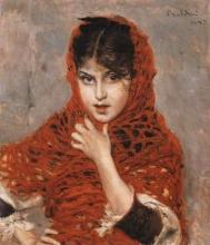 Boldini, Fanciulla con lo scialle rosso.jpg