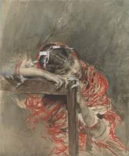 Giovanni Boldini, Giovane donna pensosa