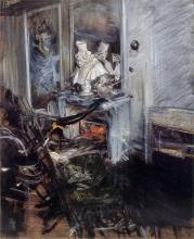 Boldini, Il 'Cardinale' del Bernini nella camera del pittore.jpg